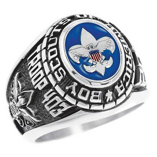 Boy Scouts of America Paragon Ring